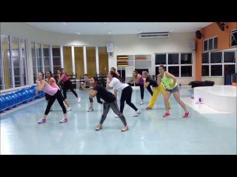 Coreografia - CCRC - Anitta - Show das Poderosas