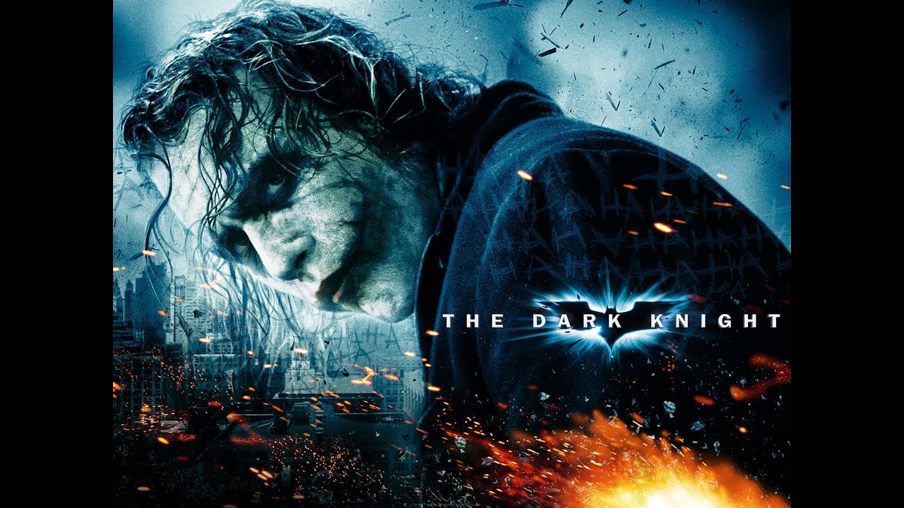 Official Trailer The Dark Knight 2008 Youtube