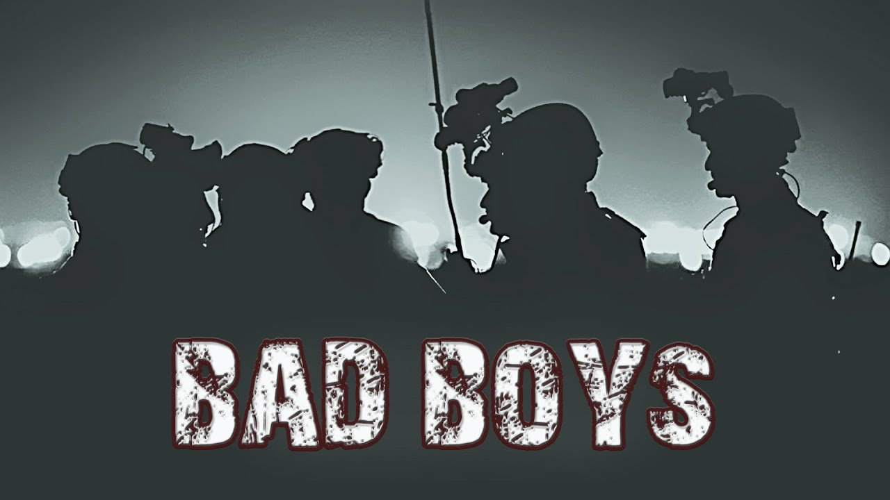 "I'm A Soldier - ""BAD BOYS"" 