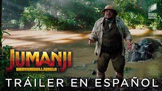 Jumanji bienvenidos ala jungla pelicula completa en español latino