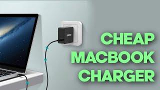 Cheap MacBook USB-C charger alternative