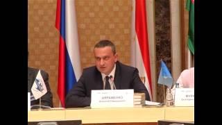 ''Транспорт и логистика-2014'': Заседание Межправительственного совета дорожников СНГ