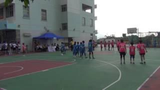 2016全港閃避球錦標賽小學男子組(決賽) 龍創體育會對伊斯