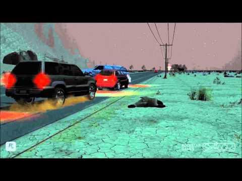 GTA IV car crash compilation 7