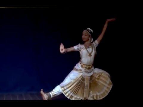Sridevi Nrithyalaya - Harinie Jeevitha   part 1