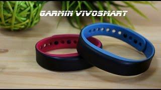 Фитнес-трекер Garmin Vivosmart- обзор спортивного браслета