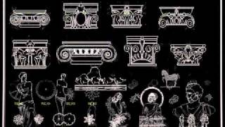 ★ Blocs AutoCAD | Symboles AutoCAD | Bibliothèque CAO Blocks | Les blocs de meubles AutoCAD