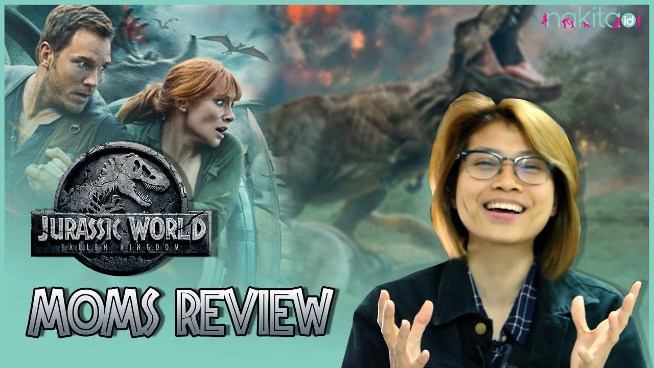 Review Film Jurassic World Fallen Kingdom Indonesia Youtube