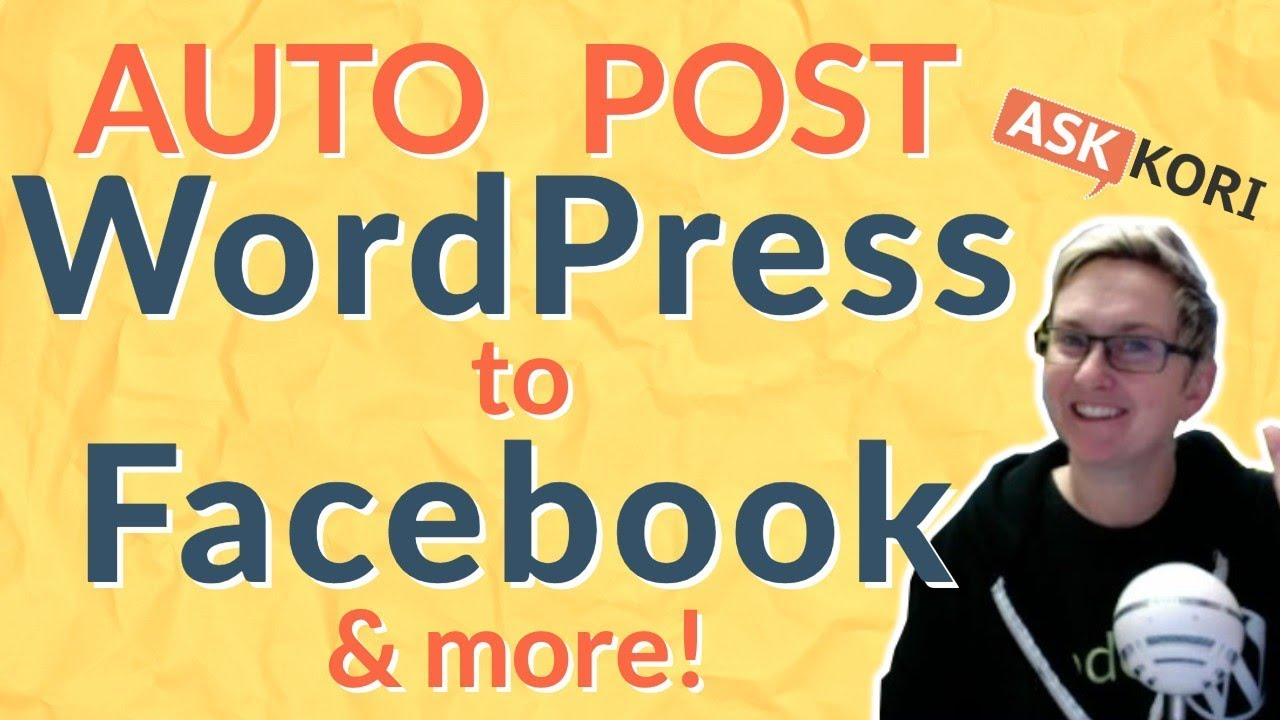 ✅ AutoPublish Posts from WordPress to Facebook & More image