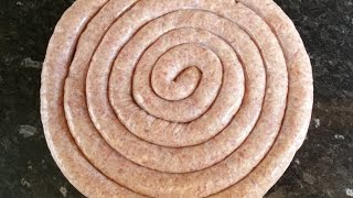 How To Make Sausage. Cumberland Sausages. TheScottReaProject.