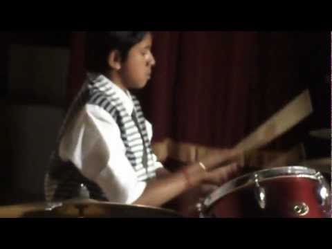 Subhash Ramesh - Ithu oru nika kalam Drum Cover by subhash