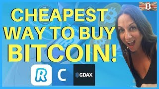 Buy Bitcoin Commission Free with Revolut, Coinbase & Coinbase Pro