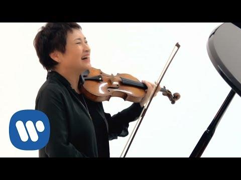 Kyung Wha Chung records Fauré Violin Sonata in A - Allegro (Album: Beau Soir)