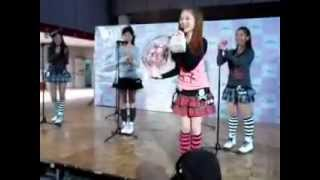 東京都町田市のご当地アイドル「ミラクルマーチ」のライブイベントです...