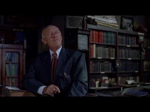 Hitchcock's Vertigo 1958 - Argosy Bookshop Scene