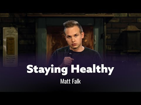 The Struggle Of Staying Healthy. Matt Falk thumbnail
