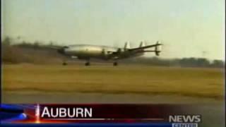 Lufthansa L1649 Lockheed Starliner Project Auburn Maine