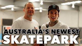Level Up Skatepark | Gold Coast
