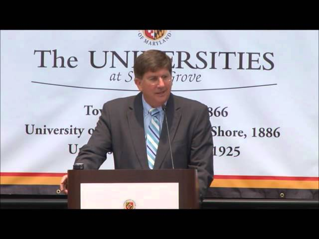 Clark Kendall Keynote 6th Annual Scholarship & Donor Recognition Luncheon 2016