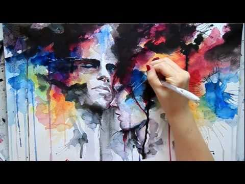 speed painting - our endless abnegation