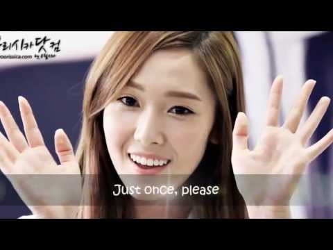 Jessica (SNSD) - That One Person, You (그대라는 한 사람) [Eng Sub]