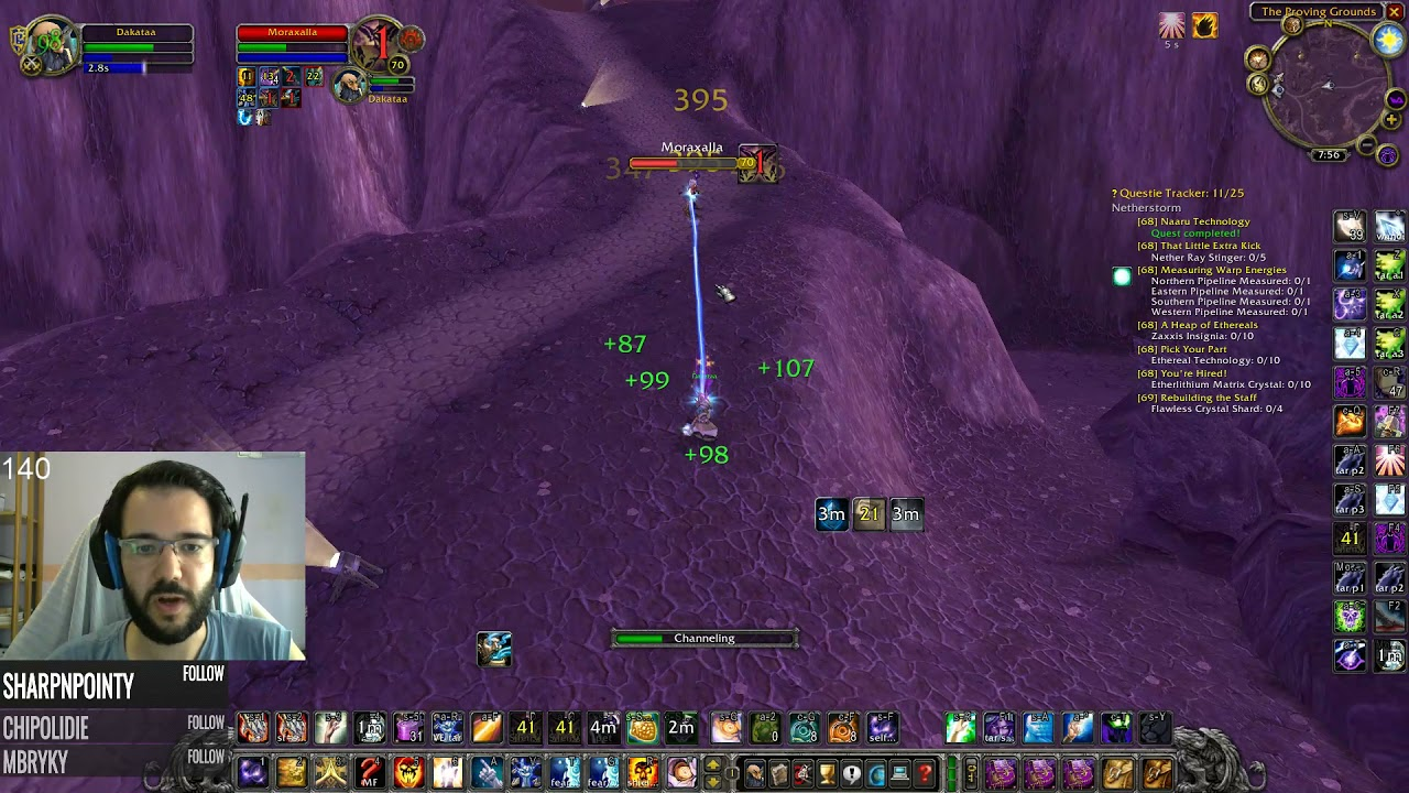 I Missed the World PvP from Vanilla Classic | WoW TBC
