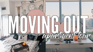 The Final Apartment Tour + PACK WITH ME