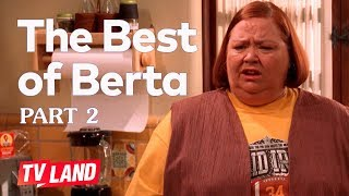 'What Would Jesus Do?!' 🤣 The Best of Berta (Part 2) | Two and a Half Men | TV Land