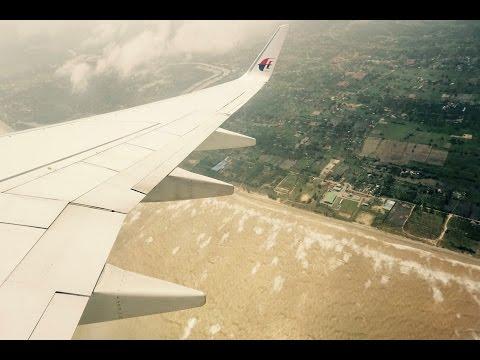 Malaysia Airlines Domestic Flight Expereince: MH1389 Kota Bharu to Kuala Lumpur