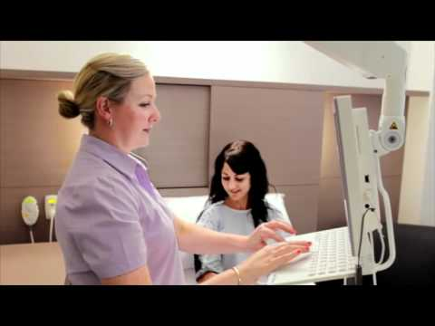 Fully Digital facility - Macquarie University Hospital