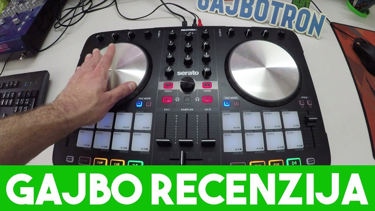 Reloop BeatMix 2 Pad Controller Drivers Update