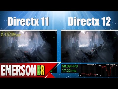 Full Download] Comparacao Directx 11 Vs Directx 12 Unreal Engine 4