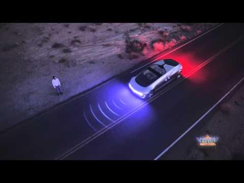 Mercedes-Benz F 015 Concept Car