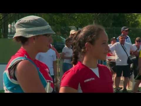 Finale Bronze Cadette Fille  Touraine VS Kaczmareck