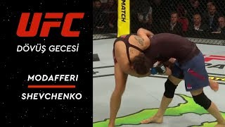 UFC Fight Night 149 | Modafferi vs Shevchenko
