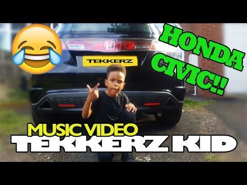 Tekkerz Kid | Black Honda Civic Music Video LOL!!