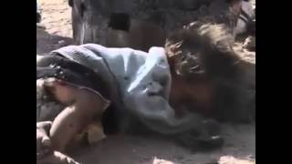 Baby Left Dead by Garbage in Northern Iraq (ISIS don
