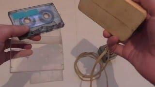 Как легко и быстро удалить запись с аудио  кассеты(С помощью устройства размагничивающего ПРИБОЙ УР-03 легко можно удалить запись из аудио компакт кассеты,маг..., 2016-04-01T19:14:25.000Z)