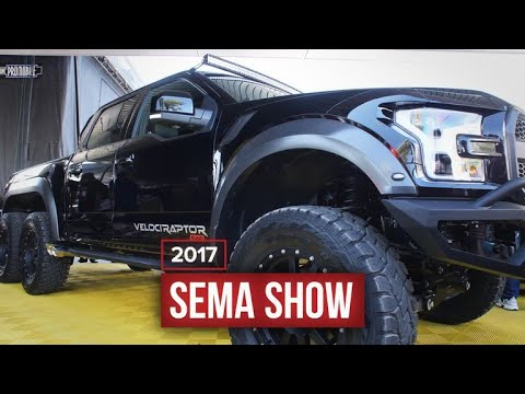 2018 Hennessey Ford Raptor 6x6: When four wheels just won't do