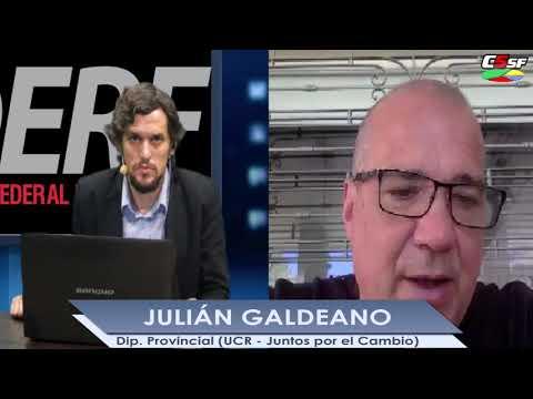 Julián Galdeano: La Ley de ART trae celeridad y previsibilidad