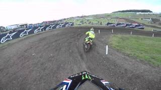 First look at Matterley Basin MXGP of Great Britain w/ Max Anstie
