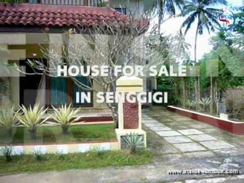 House in Senggigi For Sale
