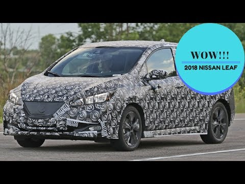 2018 Nissan Leaf With e-Pedal | ZUBER CAR