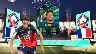 85 MOMENTS LOIC REMY PLAYER REVIEW! - IS HE WORTH UNLOCKING? - FIFA 20 ULTIMATE TEAM