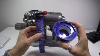 Dyson V8 Absolute Aspirapolvere (recensione ITA)