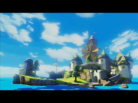 """Welcome to Windfall!"" - Wind Waker Role Play - Zelda ASMR"