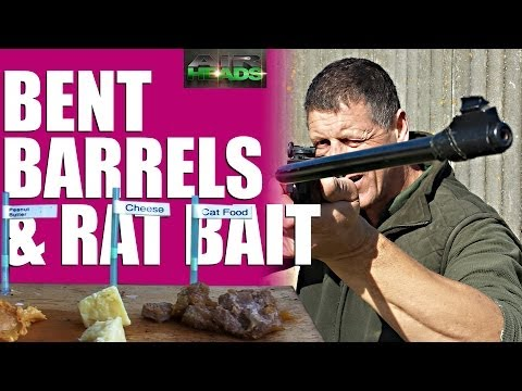 Bent Rifles & Baiting Rats - AirHeads, Episode 9