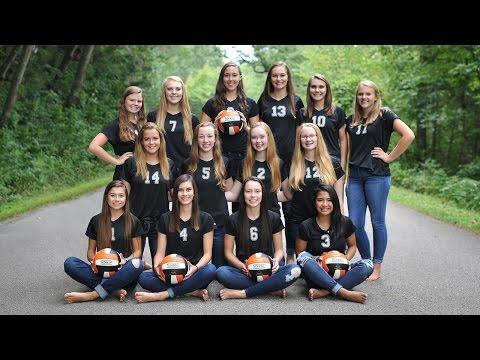 2016 Dodgeville High School Varsity Volleyball
