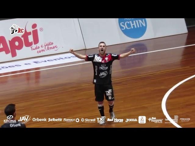 TV JEC - JEC/Krona 4x4 Minas - 3ª rodada Taca Brasil