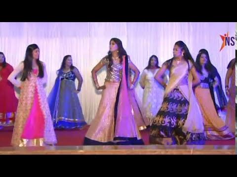 Mehendi Rachan Lagi & Kabira Dance Video | Natya Social